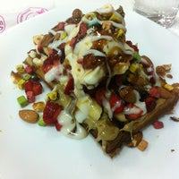4/22/2013 tarihinde Merveziyaretçi tarafından Waffle Edem 46'de çekilen fotoğraf