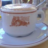 Photo taken at Restaurant Castello by Mari L. on 7/31/2013