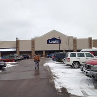 Photo taken at Lowe's Home Improvement by Bill on 3/16/2014