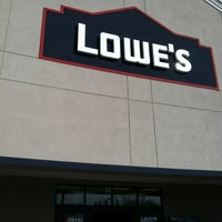Photo taken at Lowe's Home Improvement by Bill on 2/10/2013
