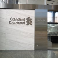 Photo taken at Standard Chartered Bank by Pidog on 4/26/2014