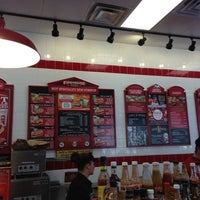 Photo taken at Firehouse Subs by Olivier S. on 11/17/2012
