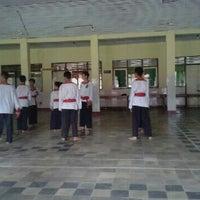 Photo taken at Wisma Budaya sma 7 purworejo by Gangsar H. on 11/17/2012