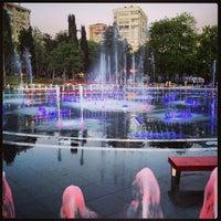 5/26/2013 tarihinde Varlikziyaretçi tarafından Göztepe 60. Yıl Parkı'de çekilen fotoğraf
