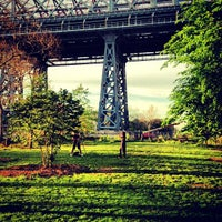Photo taken at East River Park by Luis S. on 5/17/2013