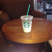 Photo taken at Starbucks by Shallymal on 1/7/2014
