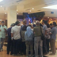 Photo taken at Hotel Bidakara Jakarta by Ekek on 2/12/2013