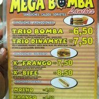 Photo taken at Mega Bomba by Renan M. on 12/17/2012