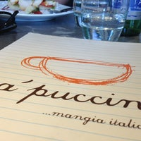 Photo taken at Ca'puccino by Aref on 8/8/2013