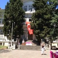 Photo taken at Çamlıca Kız Anadolu Lisesi by Aslı Senem s. on 5/26/2013