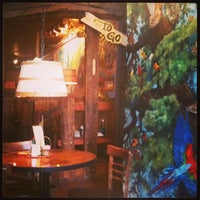 Photo taken at The Yellow Deli by Francois C. on 9/10/2013