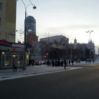Photo taken at НПО Автоматики by Alexey G. on 12/14/2012