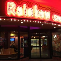 Photo taken at Rainbow Cinemas Market Square by Aaron G. on 12/1/2012