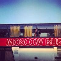 Снимок сделан в Автостанция Красногвардейская пользователем Nikolay G. 7/2/2013