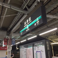 Photo taken at Nagatsuta Station by niena on 9/16/2015