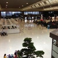 Photo taken at NRT Terminal 2 by niena on 4/16/2013