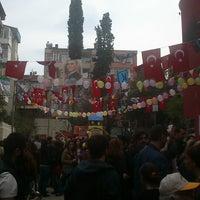 Das Foto wurde bei Ali İsmail Korkmaz Parkı von Ersin E. am 3/23/2014 aufgenommen