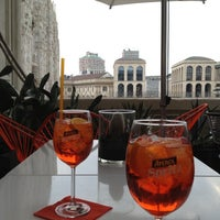 Photo taken at Terrazza Aperol by Chiara P. on 10/14/2012