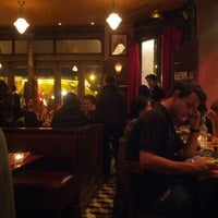 Photo taken at Le Chat Bossu by Linas P. on 1/2/2013