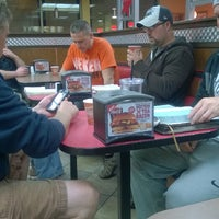 Photo taken at Hardee's by Josh J. on 5/16/2014