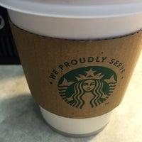 Photo taken at Starbucks by Rachel P. on 4/4/2016