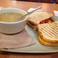 Photo taken at Panera Bread by Julio K. on 5/15/2013