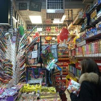 Photo taken at Economy Candy by Brian H. on 1/19/2013