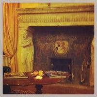 Photo taken at Villa Milani Residenza d'Epoca by Gianluca on 11/1/2013