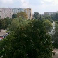 Photo taken at Wawrzyszew by Alex M. on 8/31/2014