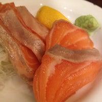 Photo taken at Tsumura Sushi Bar & Restaurant by Deltastreet on 7/3/2013