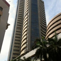 Photo taken at Bombay Stock Exchange (BSE) by Mikhail on 1/18/2013