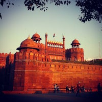 Photo taken at Red Fort (Lal Qila) by Mikhail on 2/8/2013