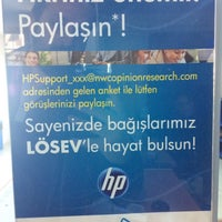 Photo taken at HP Servis Noktası by Salih on 4/13/2017