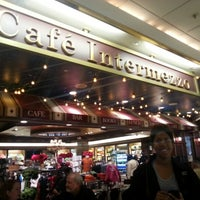Photo taken at Café Intermezzo by Stephanie P. on 11/24/2012