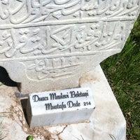 Photo taken at Galata Mawlavi House Museum by Okan on 4/23/2013