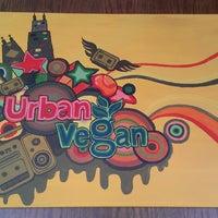 Photo taken at Urban Vegan by Candice K. on 9/16/2013