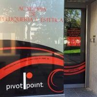 Photo taken at Academia de peluqueria PIVOT POINT Tudela by Ribera de Navarra on 10/12/2012