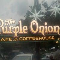 Photo taken at The Purple Onion by Daniel N. on 8/3/2013