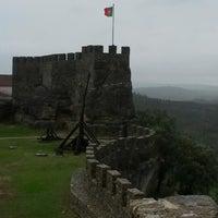 Photo taken at Castelo de Penela by Anton F. on 10/12/2014