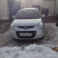 Photo taken at Автомойка by Samet Y. on 2/6/2014