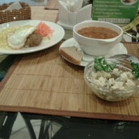 Photo taken at Brunch Cafe by Вовик on 12/10/2012