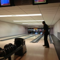 Photo taken at Bowling Center by Johan V. on 1/14/2013