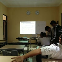 Photo taken at PFS Classroom by Reiner on 7/11/2013
