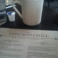 Photo taken at Uptown Chicago Grill by Mattee R. on 12/8/2012