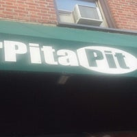 Photo taken at The Pita Pit by Mattee R. on 6/4/2013