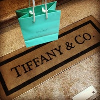 Photo taken at Tiffany & Co. by paolettayeah on 1/19/2013