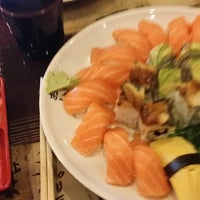 Photo taken at Osaka Japanese Seafood Buffet by Gleb M. on 3/6/2014