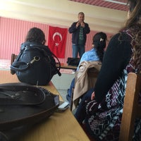 Photo taken at Hürriyet İşitme Engelliler İ.Ö.O by Erhan on 4/11/2015