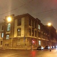 Photo taken at Вторая Санкт-Петербургская Гимназия by Владимир Б. on 1/22/2013