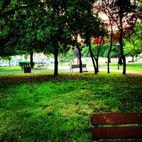 Photo taken at Parque de Versalles by Christian D. P. on 7/9/2013